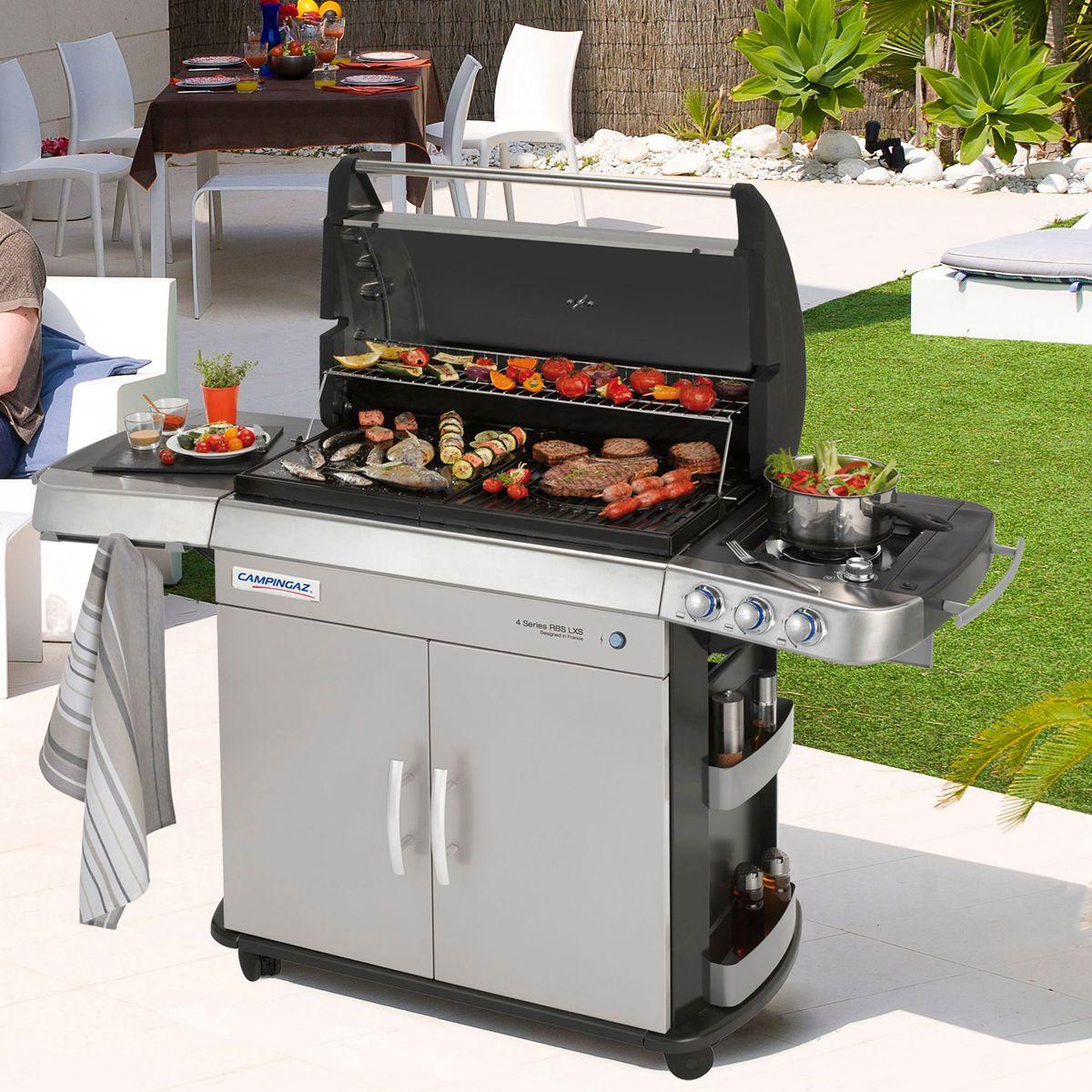 Comment Faire Un Bon Barbecue barbecue à gaz : apporte-il du plaisir en plein air ?